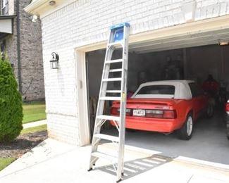8 FT WERNER Ladder