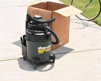 10 Gallon Portable Shop Vac