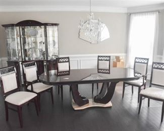 Dining Table and Six 6 Chairs