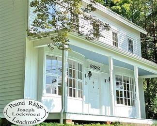 Landmark Home in Pound Ridge, NY