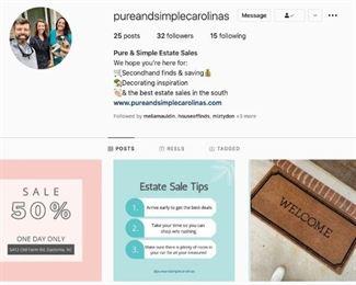 https://www.instagram.com/pureandsimplecarolinas/
