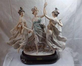 Giuseppe Armani Masterwork Spring Dance Limited Edition