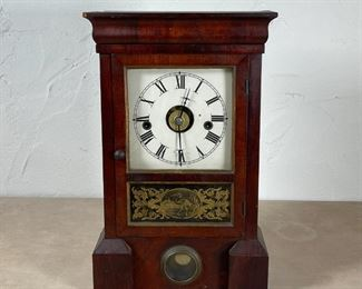 """SETH THOMAS REGULATOR CLOCK 