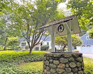 A Pound Ridge, NY Family Home