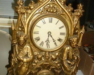 Antique Seth Thomas clock