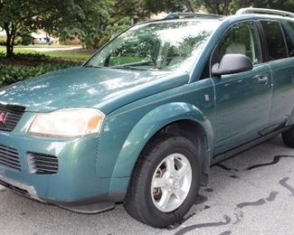 2007 SATURN VUE SUV 74,876 MILES (SUPER CLEAN AND ALWAYS SERVICED FOR SCHEDULED MAINTENANCE)