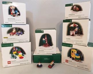 Dept. 56 Lego & Crayola Accessories!  https://ctbids.com/#!/description/share/1017389