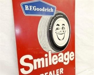 VIEW 3 LEFT SIDE SMILEAGE SIGN