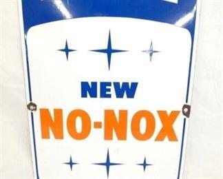 11X17 PORC. NO-NOX PUMP PLATE