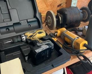 And more power tools!