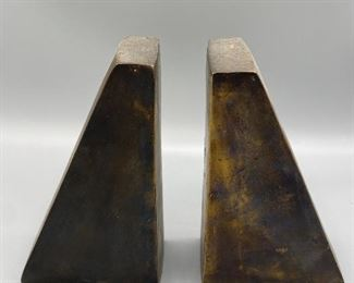 VTG Rare Book ends made in India