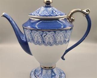 Bombay Porcelain Teapot