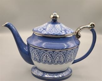 Bombay Teapot