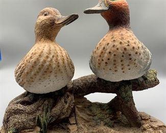 Neiman Marcus Duck Bookends