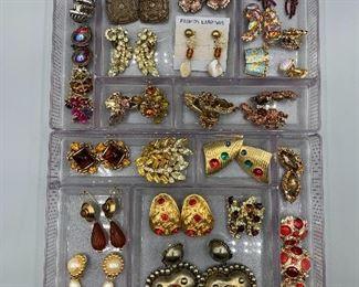 Clip On Earrings 4