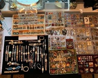 Group Pic Costume Jewelry