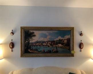 A view of Verona. Zuccarelli