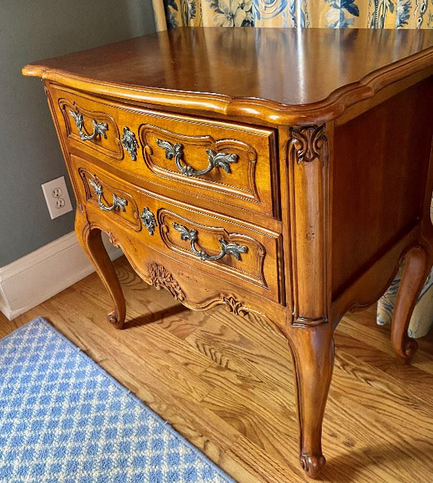 2nd BR End table