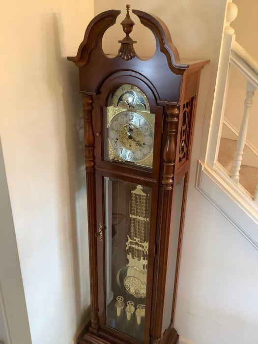 1 Sligh Grandfather Clock