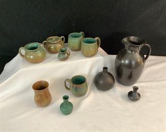 2 Gordy Pottery