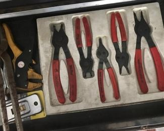 snap ring pliers