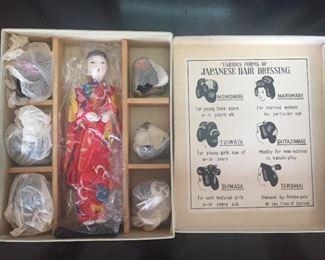 Vintage 'Lucky Dolls