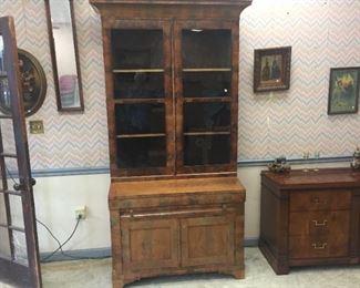 Early 19th c. Secretary/Bookcase