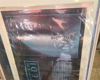 Original Return of the Jedi Poster and many more