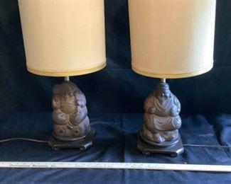 Buddha Lamps