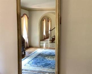 Giant Gold Mirror