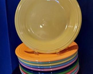 Fiesta plates