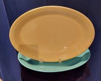 Fiesta Oval Platters