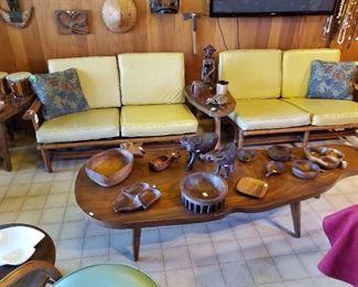 Lots of vintage Hawaiiana, Polynesian & South Sea's.