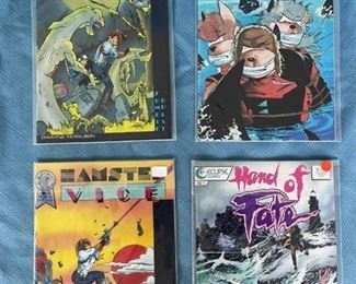 Lot 1 Comics