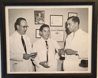 FAMOUS Dr Stanley Ish. His entire medical and personal archive is available. AUCTION