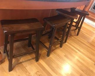 Bar Stools $ 32.00 each (2 available)