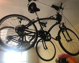 Eddie Bauer Men's Bike $ 140.00 - Edgewood IX Diamondback Bike $ 220.00