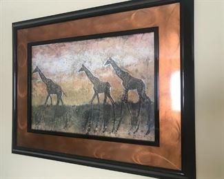 Giraffe Picture $ 78.00