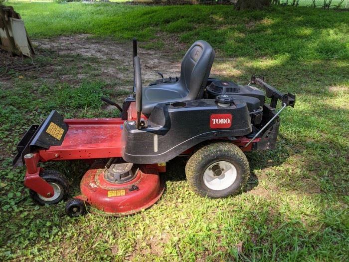 toro zero turn commercial mower