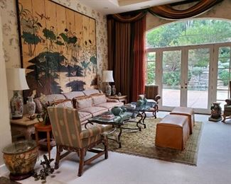 Beautiful furniture and accessories