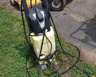 power washer electric. 60.00