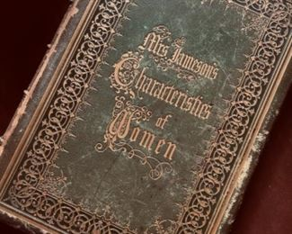 Large antique bible - there's a large collection of them