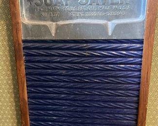 Soap Saver antique washboard