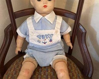 Horsman boy doll