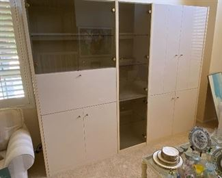 MCM entertainment center and display case