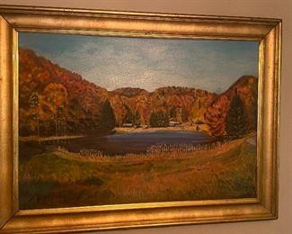 Guy Ritter landscape