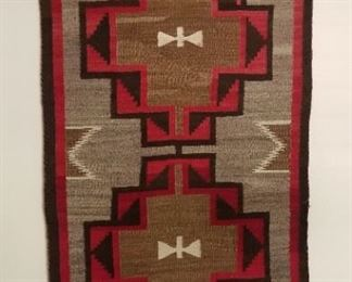 1915c. Navajo Ganado Rug