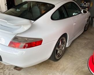 Porsche 911- 1999 - 87,619 miles. 2 Dr, moon roof..for silent Bid only.