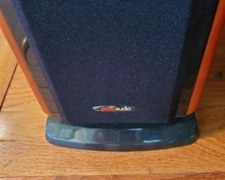 Many all type top of the line speakers
