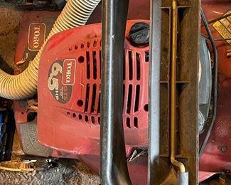 Toro 6.5 hp lawn mower